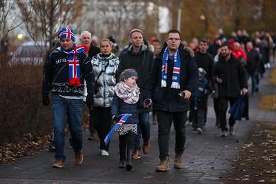 Ísland-Sviss 15. október 2018