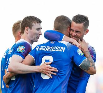 A karla - Ísland - Tyrkland - 11. júní 2019