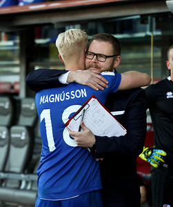 Undankeppni HM 2018 - Ísland vs Króatía