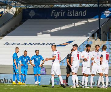 Leikur í riðlakeppni Þjóðadeildarinnar 2020. Myndir - fotbolti.net - Hafliði Breiðfjörð.