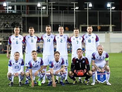 A karla - Andorra - Ísland