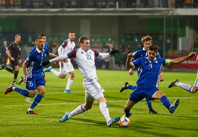 A karla - Moldóva - Ísland - 17. nóvember 2019