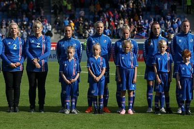 Ísland-Þýskaland 1. september 2018