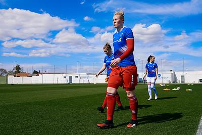 Northern Ireland v Iceland - Pinatar Cup 2020