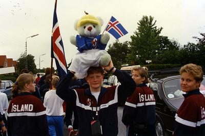 Island, U16 kvenna