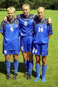 Island, U21 kvenna