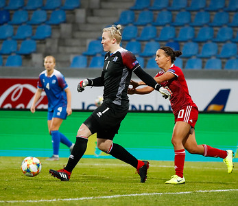 A kvenna - Ísland - Ungverjaland - 29. ágúst 2019