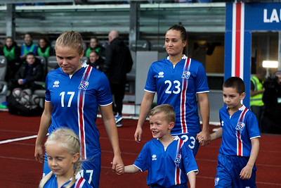 Ísland-Færeyjar (8-0)