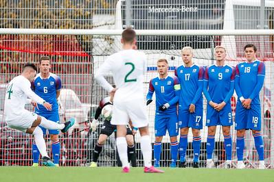 U21 karla - Ísland - Írland - 15. október 2019