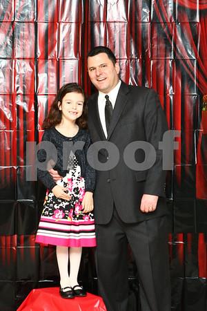 2013-2-22 Lanes Mill ES Daddy Daughter Dance