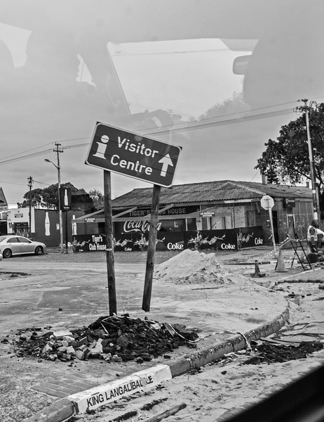 Langa Township, Cape Town - how the other half lives