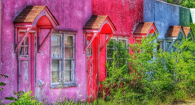 Motel Colors