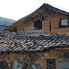 Jingsa Village: View of home contructed in the older style.