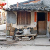A small house in Hai Yue Village.