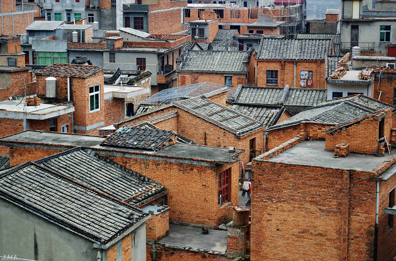 Hai Yue: Rooftops