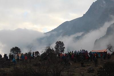Godhatabela, Langtang Valley. April 26th