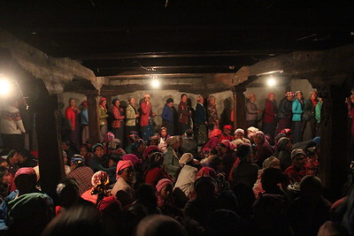 Ghewa Ceremony at Langtang Gompa. April 24th.