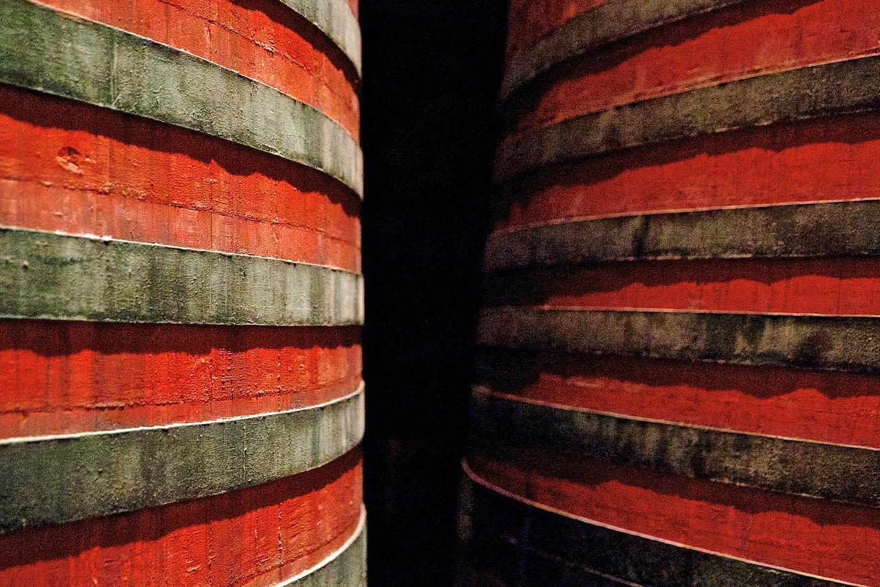 Barrel Tones #1.  Byrrh Winery.