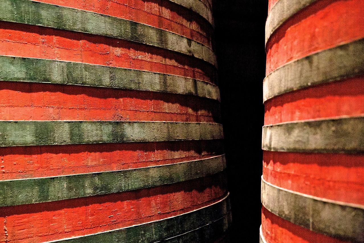 Barrel Tones #2.  Byrrh Winery, Thuir.