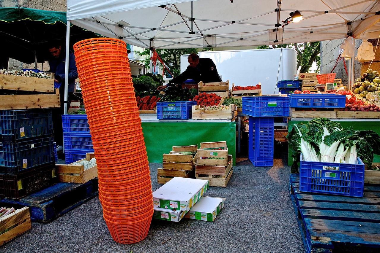 Open Market. Les Arceaux, Montpellier