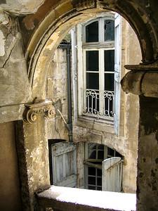 JEWISH QUARTER,PEZENAS ,LANGUEDOC,FRANCE