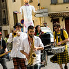annual village carnival in Murveilles,Languedoc, southern France
