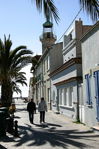 LIGHTHOUSE AND HARBOUR,LE GRAU ROI,LANGUEDOC,FRANCE (2)