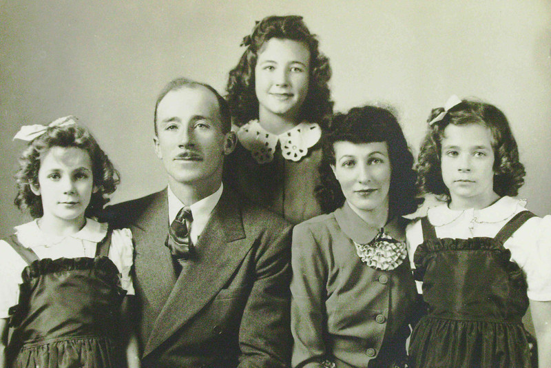 Lawrence Lanie and Family