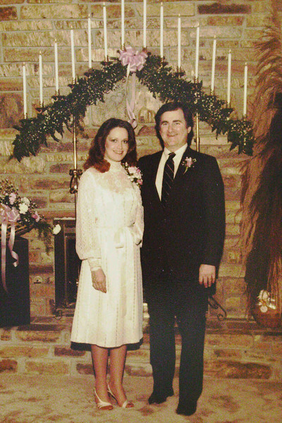 Larry & Vicki Lanie Wedding