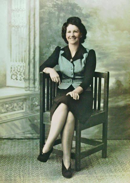 Bessie Burlie Lanie