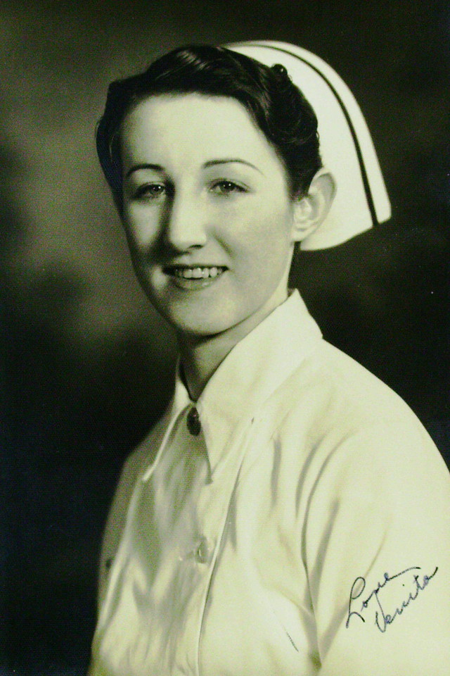 Venita Lanie - Nursing school photo