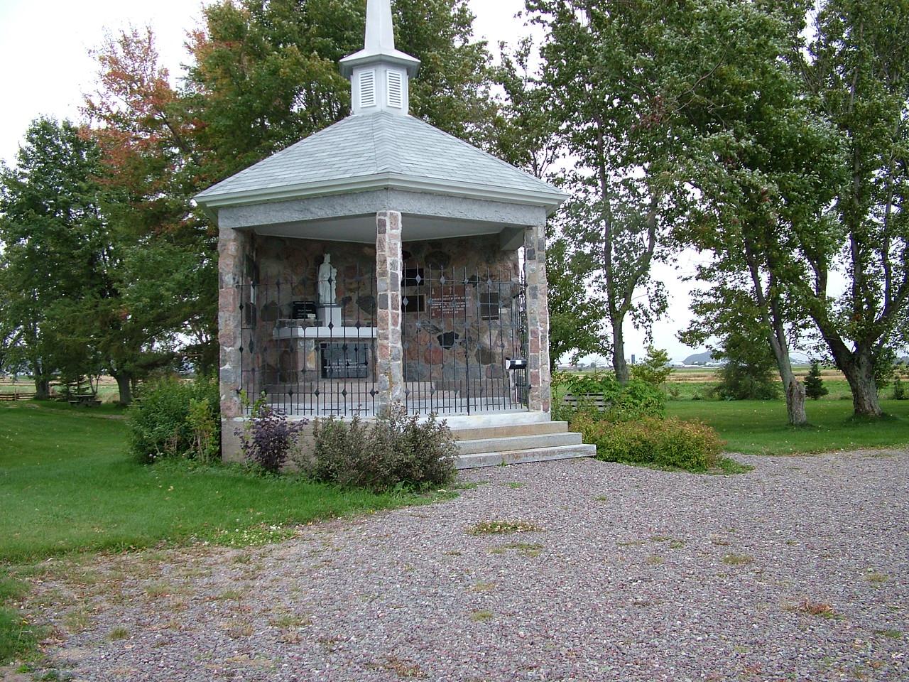 Kamarouska Cemetery; provided by Susan Gruwell