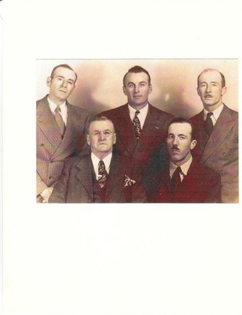 William Lanie and Sons:  Leo, Paul, Lawrence and Wilford