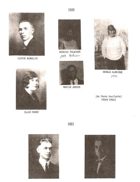 Ellen Radke Senior Class