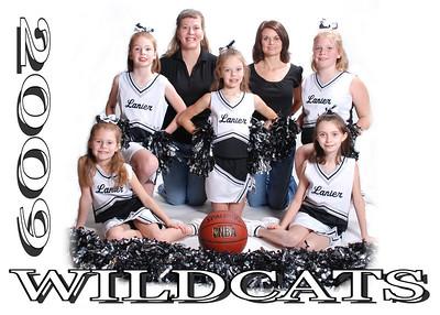 Lanier Wildcats 09-10