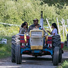 Lanni Orchards in Lunenburg held a Sunflower Festival on Saturday, August 31, 2019. They had tracker rides to help people get around during the festival. SENTINEL & ENTERPRISE/JOHN LOVE