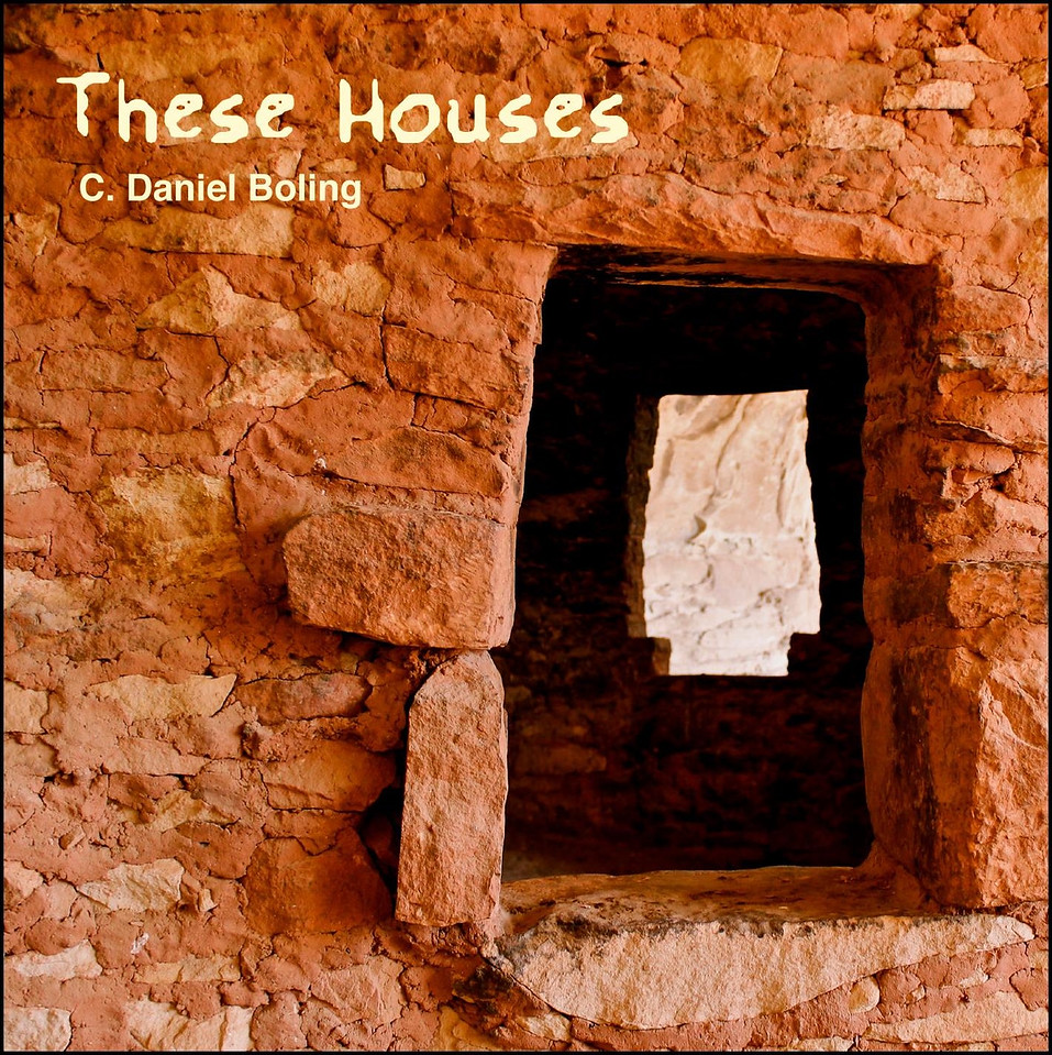 CD Cover Photo for renowned folk artist  C. Daniel Boling