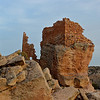 ANASAZI TOWER REMANENTS SW, CO LW