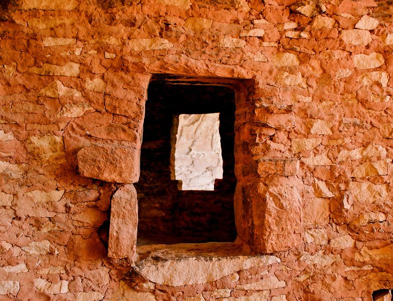 PUEBLO KEYHOLE DOOR 1