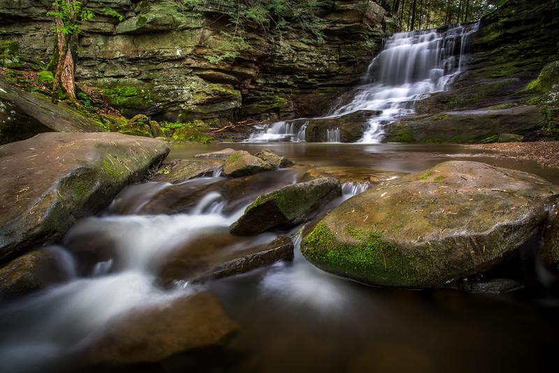 Honeyrun Falls