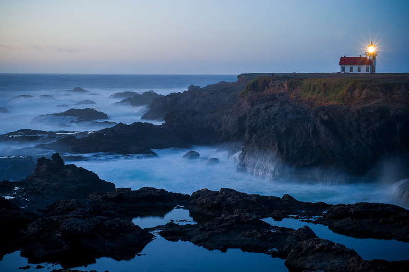 Point Cabillo Lighthouse