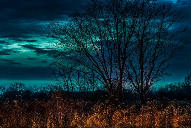 Pickerington Sunset