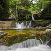 Waterfall Sgwd-y-pannwr; Clyn-gwyn South Wales,