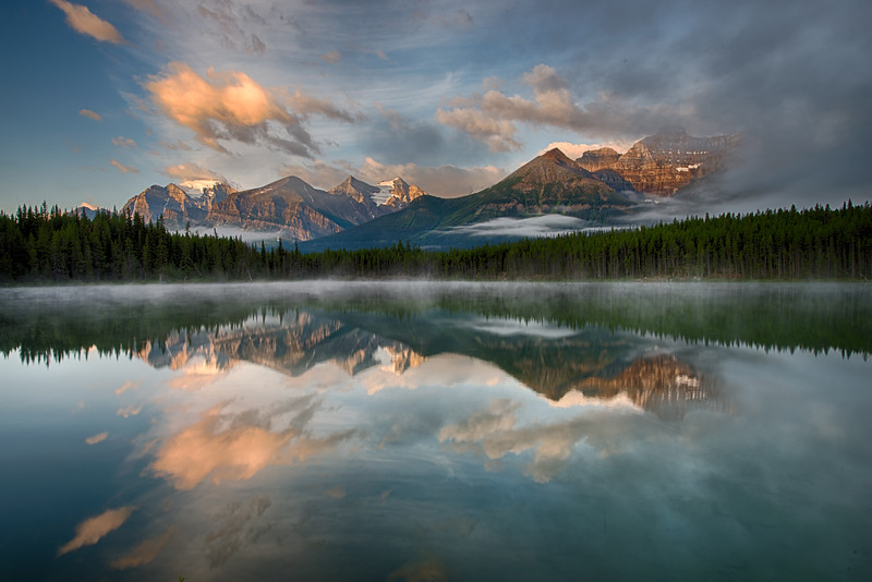 Herbert Lake Banff National Park