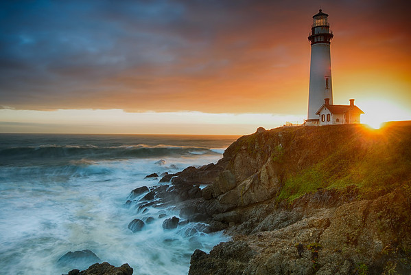 Pigeon point glow
