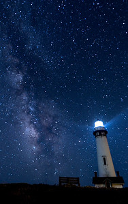 King`s Seat - Pigeon point lighthouse
