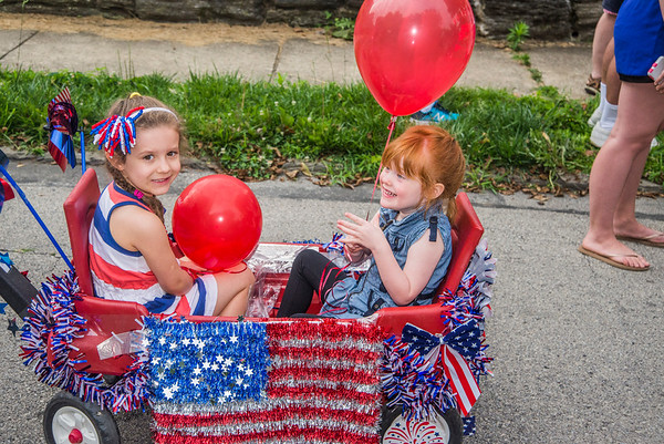 Fourth of July Parade & Fireworks