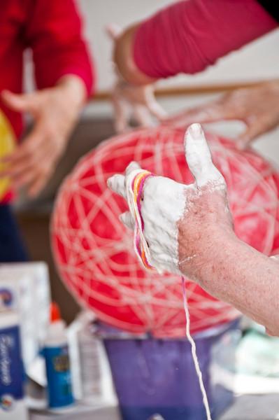 Lantern Making in Lansdowne