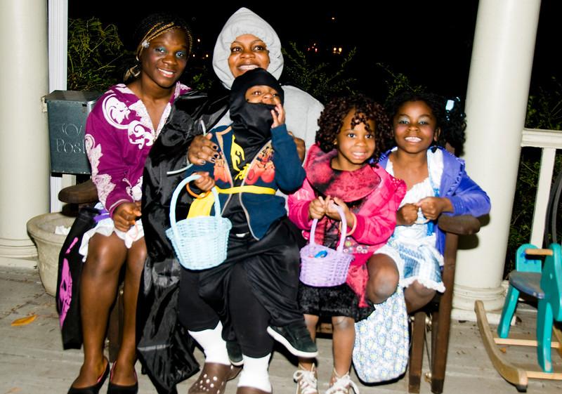 Halloween 2010 Lansdowne