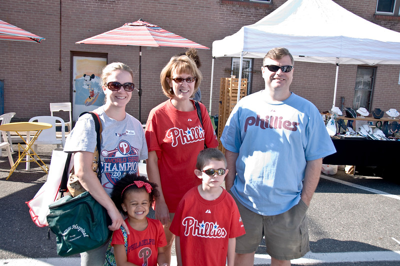 Name the Kids (baby goats) Contest Winners and Phillies Fans!